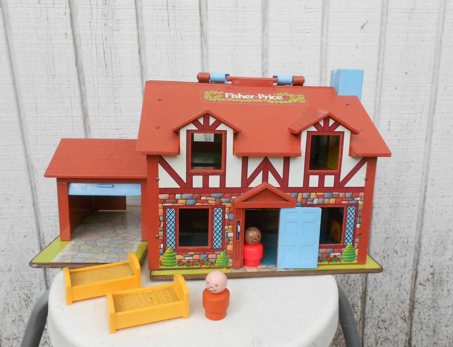 80s Little People House I Remember When Pinterest Childhood