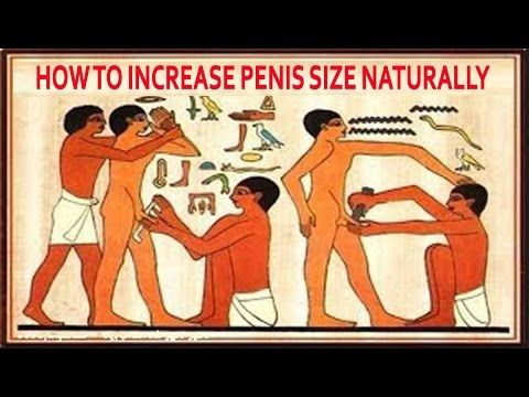 8 NATURAL Penis Enlargement Exercises You Have to