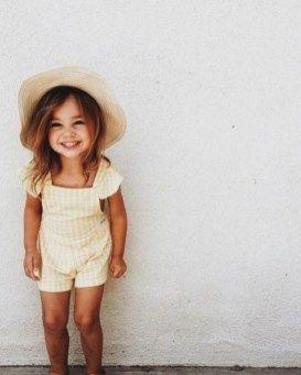 40 Beeindruckende Neugeborene Sommer-Outfits für Mädchen - Diy-Mode #babykidclothesandideas