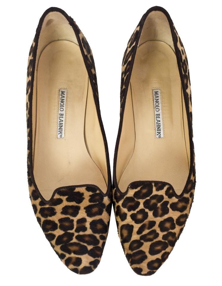 4c4938dda9e2 Leopard Ponyhair Loafers Flats |