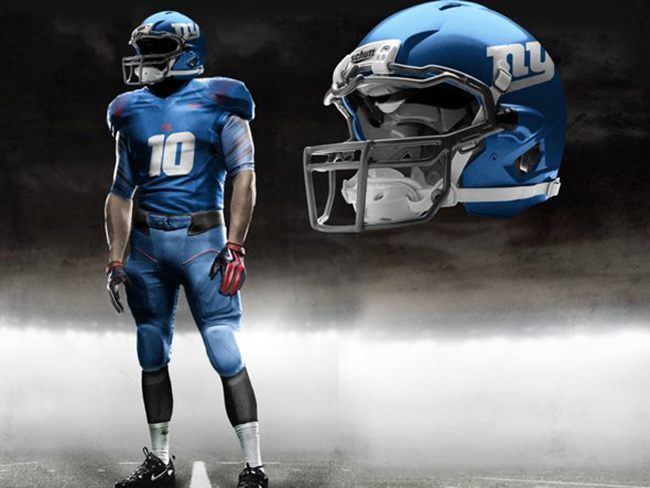 brand new ebbae d31db Awesome New Uniform Designs For All 32 NFL Teams | Cool ...