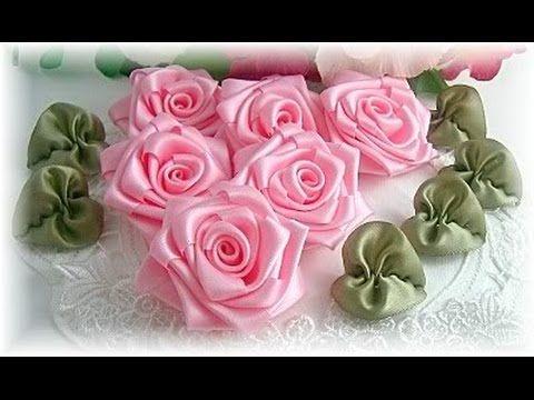 طريقة عمل فيونكة جميلة وسهلة من شرايط الساتان Https X2f X2f Youtu Be X2f Wvtartut3ku ماتنسوش تعمل Crochet Flower Squares Fabric Flowers Ribbon Flowers Diy