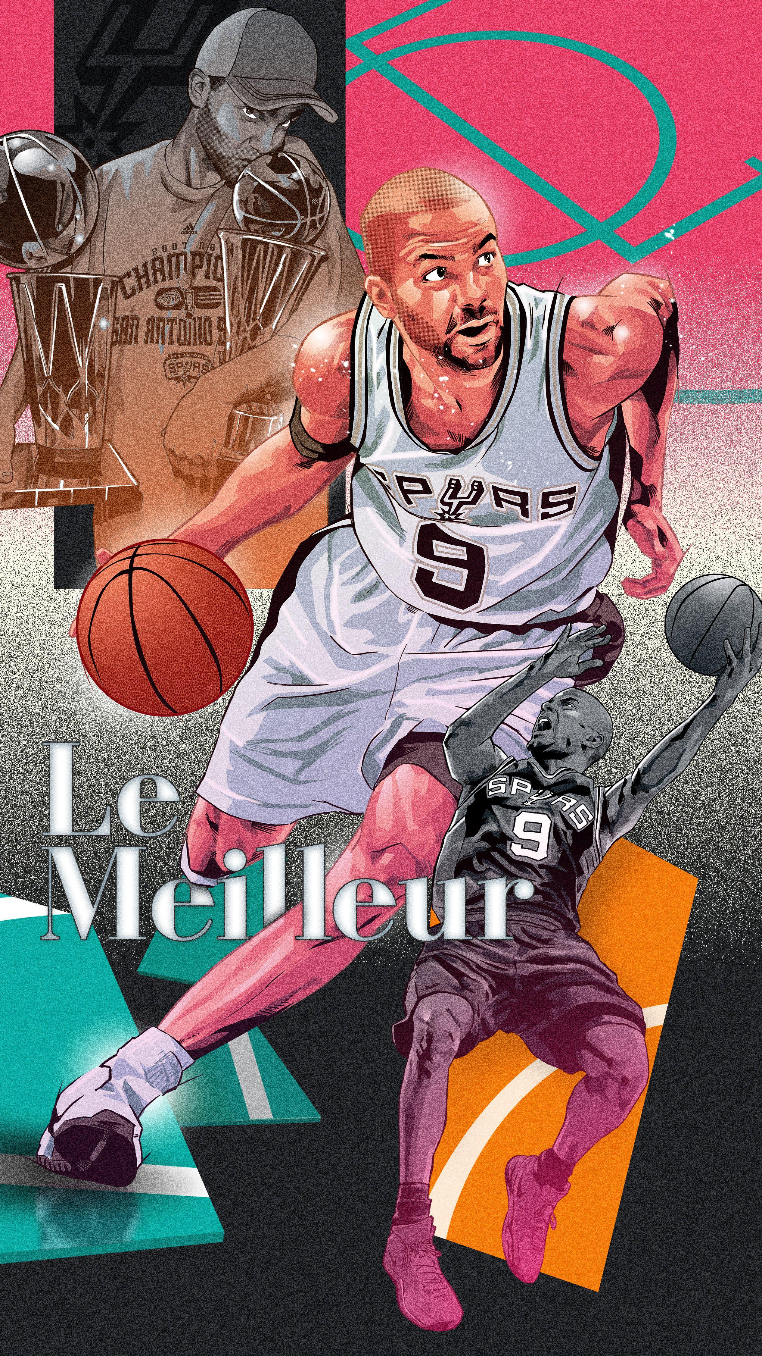 Download Pin By Jalen Jones On Giannis Antetokounmpo Thegreekfreak Nba For Hd Quality Basketball 4ksporttv C In 2020 Nba Basketball Art San Antonio Spurs Tony Parker