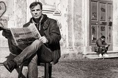 the newspaper | by Gerard Koopen