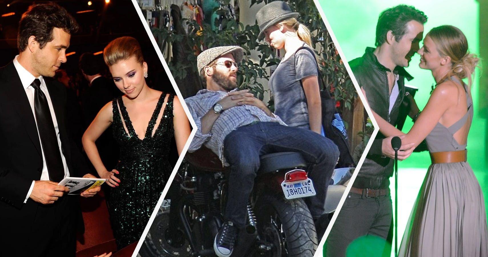 Scarlett Johansson Y Ryan Reynolds Ryan reynolds and