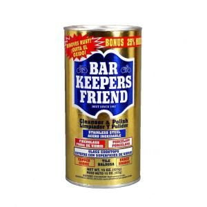 This Is The Best For Cleaning Stainless Steel Pots And