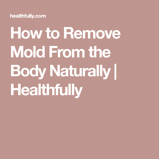 4c94ab77bf57602c1738fa95e27d4032 - How To Get Rid Of Mold In Your Body Naturally