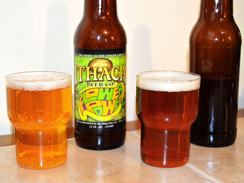 Cloning Ithaca Beer Co.'s Flower Power - Pt. 7: Final Side-by-Side and Recipe Edits   E. C. Kraus Homebrewing Blog
