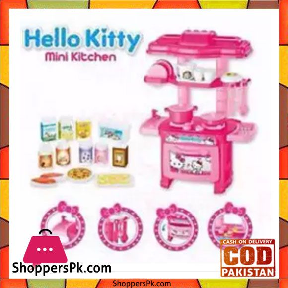 Hk Kitchen Set Pretend Play For Children Shopperspk Com Pakistan