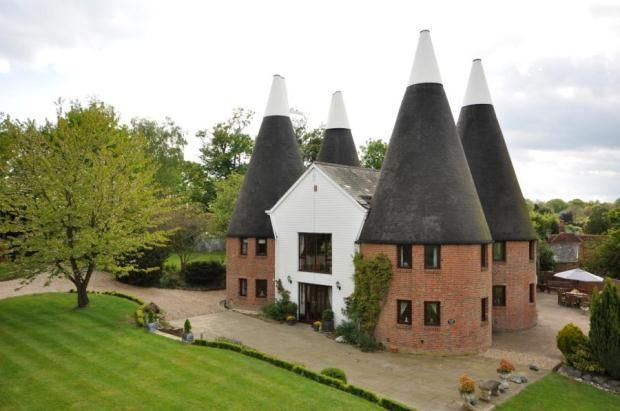 unusual houses for sale in sussex