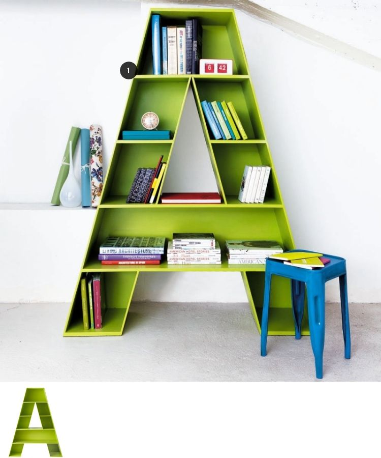 To Put Everything In Alphabetical Order, Take A Look At The A Bookcase. This