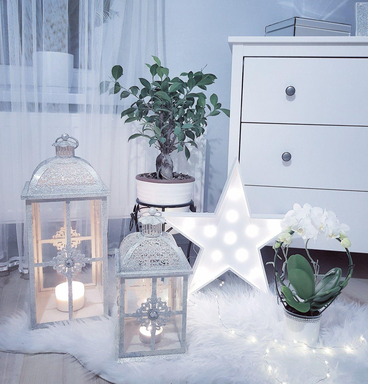 Home You Lampiony Christmas Star Gwiazda Storczyk Ikea Pepco Home Decor Candle Decor Home Deco