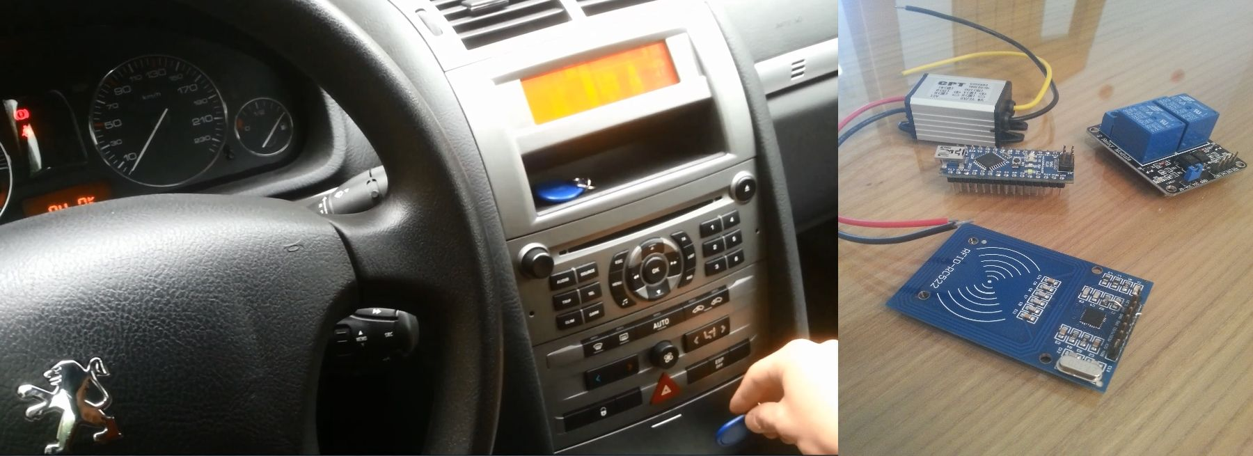 Arduino Rfid Car Starter Cool Projects Pinterest Starters Vauxhall Remote Diagram
