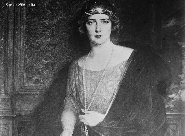 "Queen Marie ""Mignon"" of Romania"