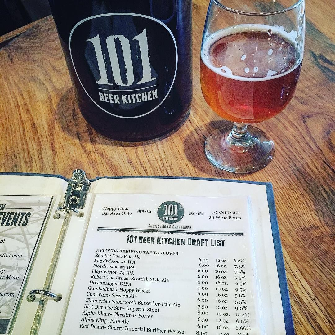 levicolaorsbon captured this shot at 101 Beer Kitchen. The Dublin ...