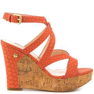 Womens Sandals GUESS Harlee Black