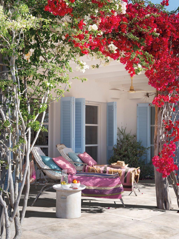 Sabes Ya Cómo Renovar La Terraza Backyard Home Decor