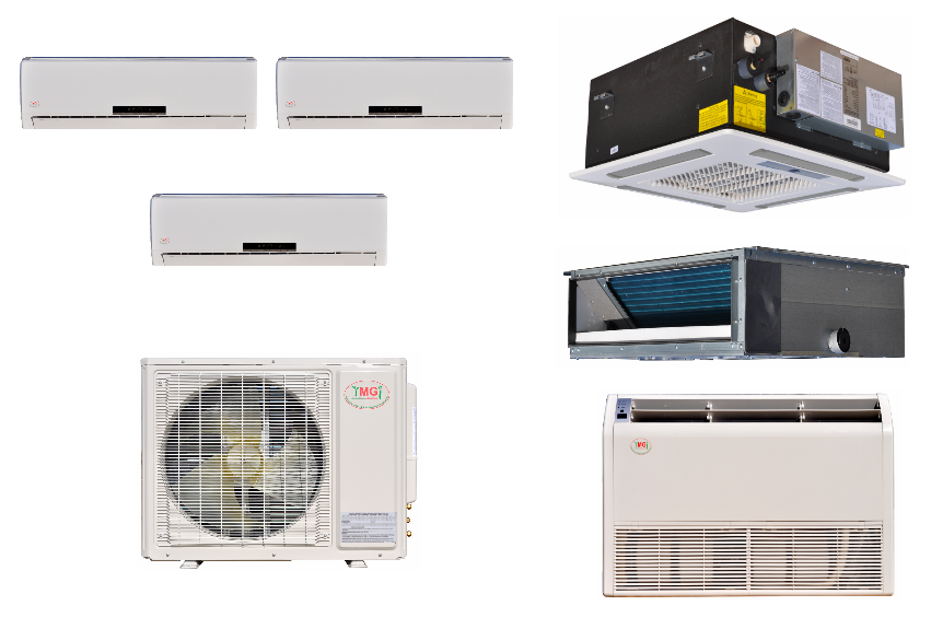 Multizone 3 Rooms In Minisplitwarehouse Com Find Great Deals With Us For Mini Split Air Conditioner In Air Air Conditioner Units Ductless Heat Pump Heat Pump