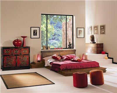 La chambre zen id ale pour se d tendre bedrooms for Decoration zen chambre