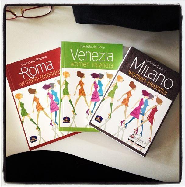 Richiedi gratuitamente negli hotel Love promise #bestwesternitalia le #guide da borsetta #women friendly di #milano #roma #venezia, con tutte le dritte che solo un'amica potrebbe passarti :) #morellinieditore