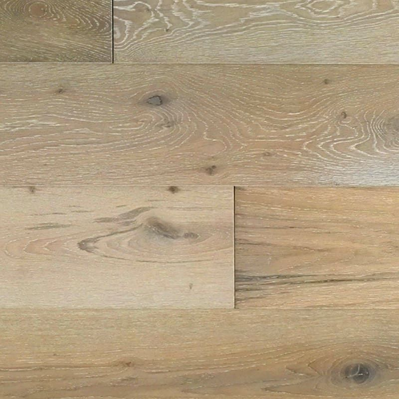 45 Arbor Oak: Engineered Hardwood Flooring, White