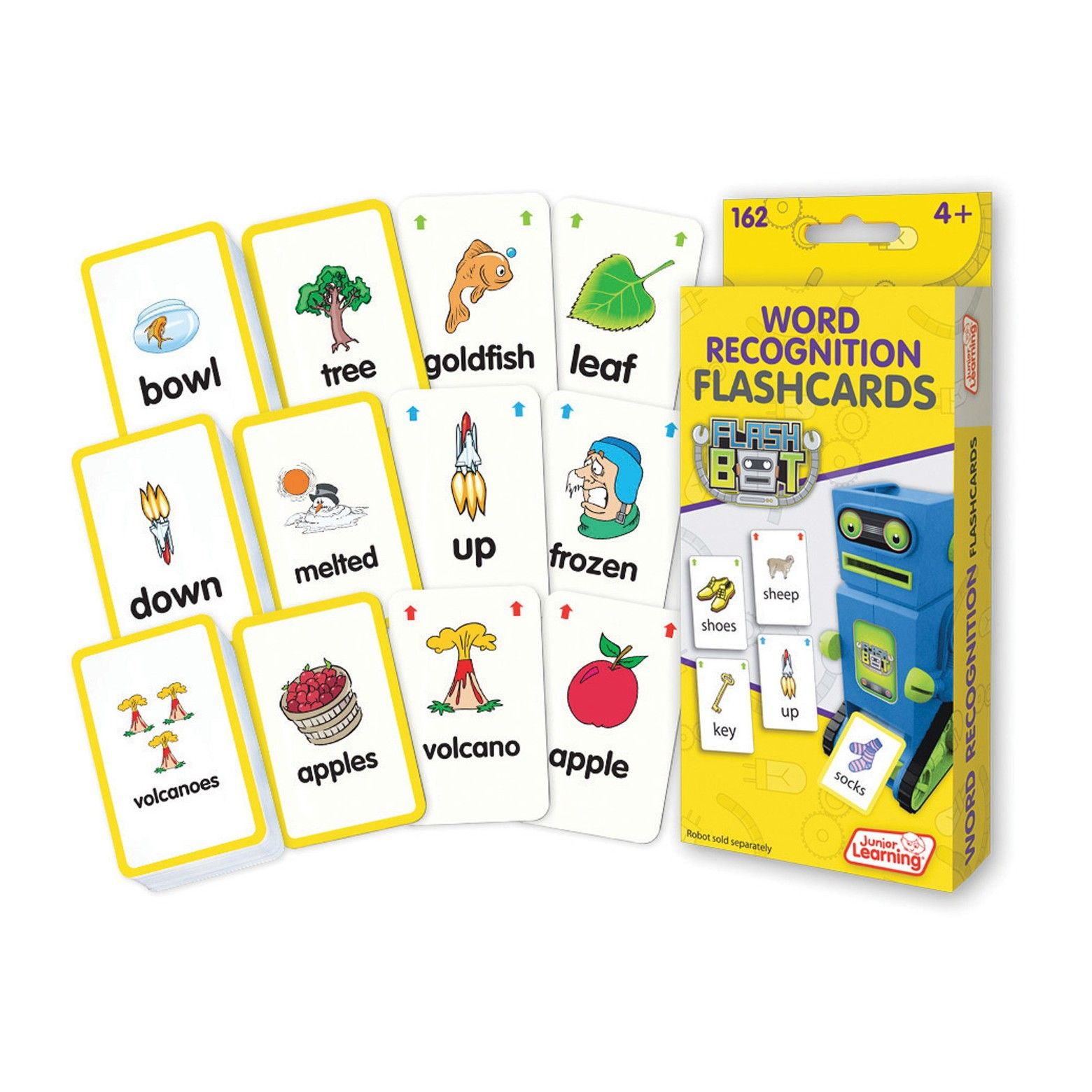 Affiliate Word Recognition Flash Cards Include Things