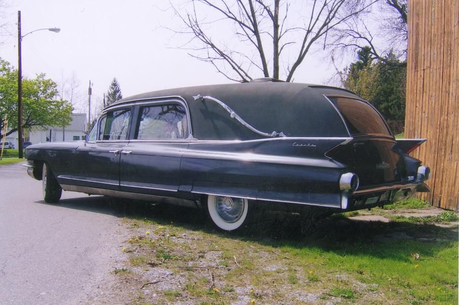 Pin On Funeral Vehicles 1956 1962