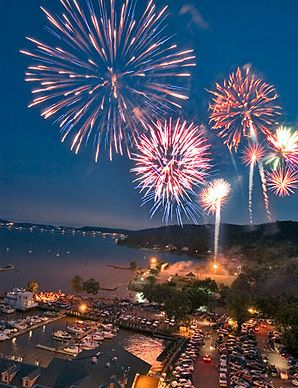 Fourth of July in Nyack. (Courtesy PhotoMD/myBudgetTravel) From: Coolest Small Towns in America. Click on the photo to nominate your favorite small town for 2014's contest!