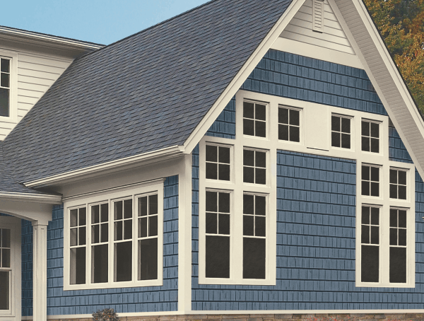 Cedar Shake Siding Color