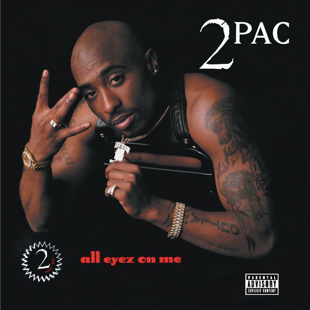 All Eyez On Me Remastered By 2pac On Apple Music All Eyez On