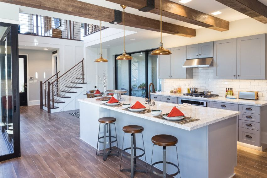 Responsive Home Project Is Complete Kitchens Smart Home Design