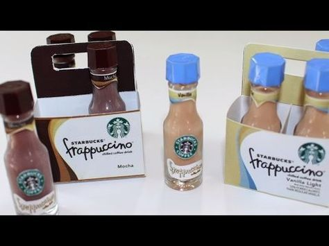 DIY Starbucks Frappuccino