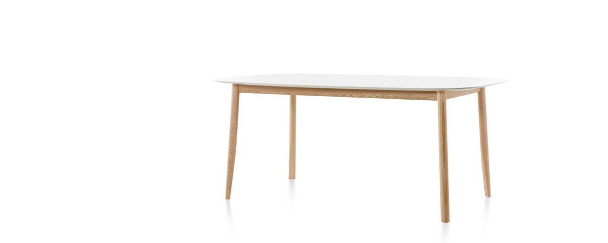 Branca Dining Table Hermanmiller Officedesign Www Benharoffice