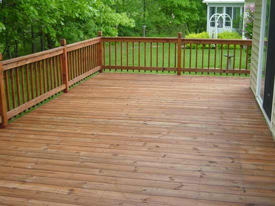 Oil Based Wood Stain Project Photos Armstrong Clark Co Site