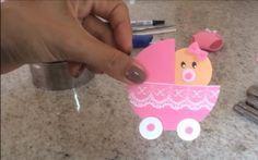 Lembrancinhas em eva ideal para chás de de bebes, maternidades, temos carrinhos rosa ou azul chupetas, fraldas.