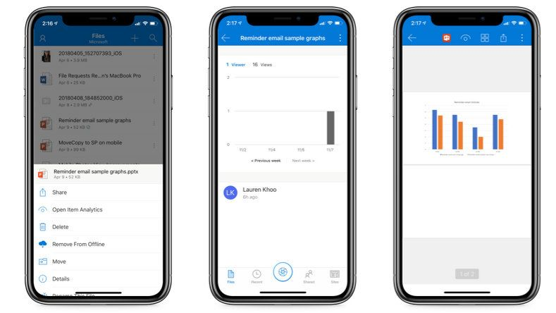 Onedrive For Ios Receives Update That Squashes Two Notable Bugs En