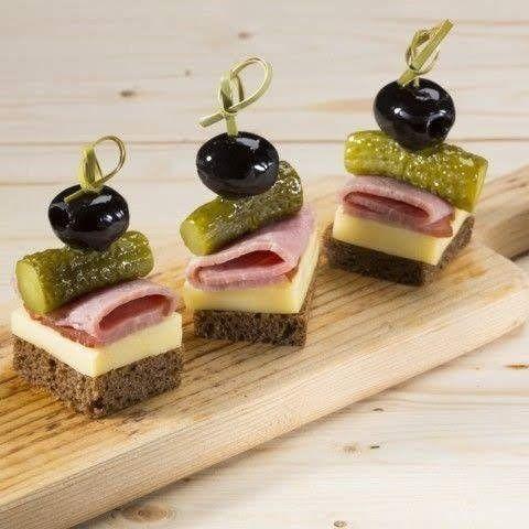 Nur als Idee und Inspiration gemerkt - der Rest ist Küchenkreativität und Phantasie