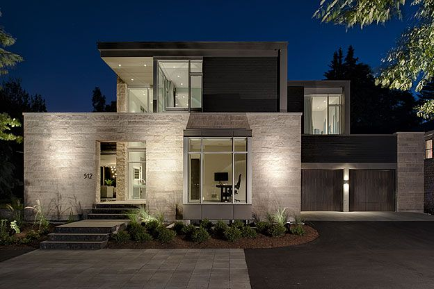 512 island park drive barry j hobin associates for Modern home decor ottawa