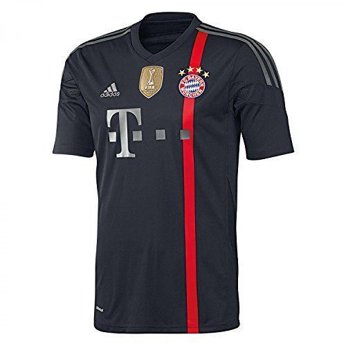 EUR 39,99 - EUR 89,95 Kinder & Jugend Fußball Replica Champions League Trikot FC Bayern München 2014/2015 adidas Performance http://www.amazon.de/dp/B00MF21ZJG/ref=cm_sw_r_pi_dp_XMoDwb1YX224B