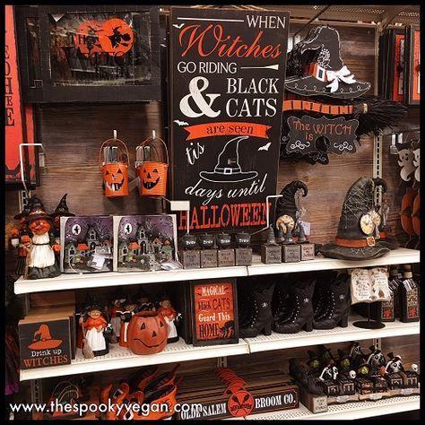 Halloween 2018 at Michaels HALLOWEEN GATHERINGS Pinterest - michaels halloween decorations