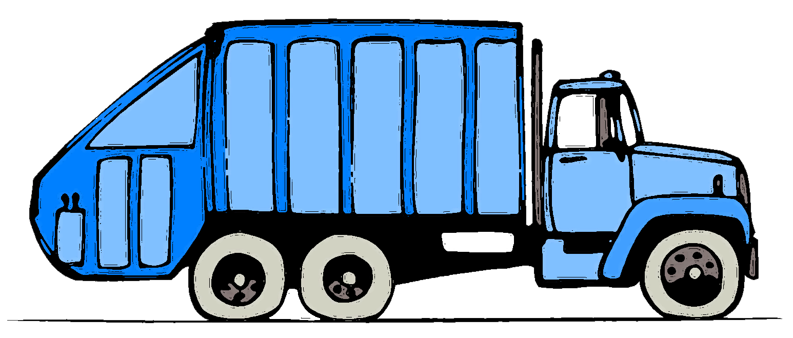 garbage truck clipart garbage truck clip art images clipartall com [ 1546 x 659 Pixel ]