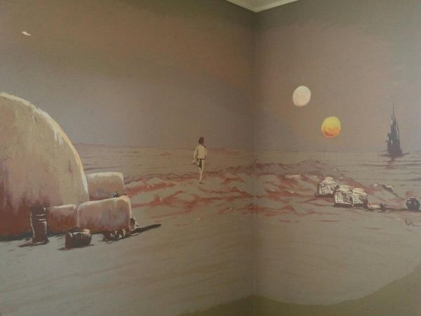 Home wall