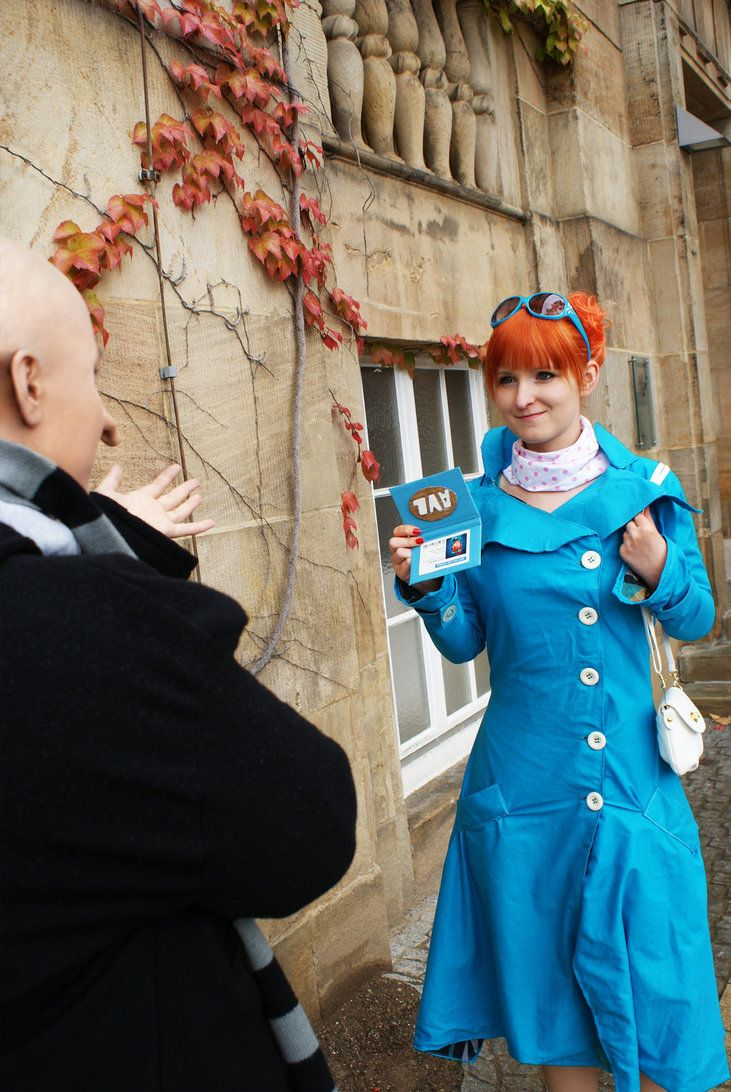 ba04f0b27 deviantART: More Like Gru x Lucy by ~VanessaGiratina | Art ...