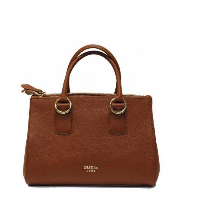 Borsa Guess due manici con tracolla Charlotte JACQL6209 - Scalia Group  #guess #fashion #glamour #wallets #bags #handbags #women