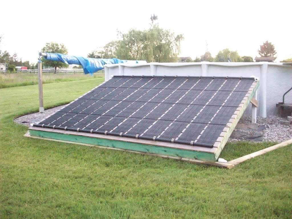 DIY solar pool heater for you swimming pool Solar pool