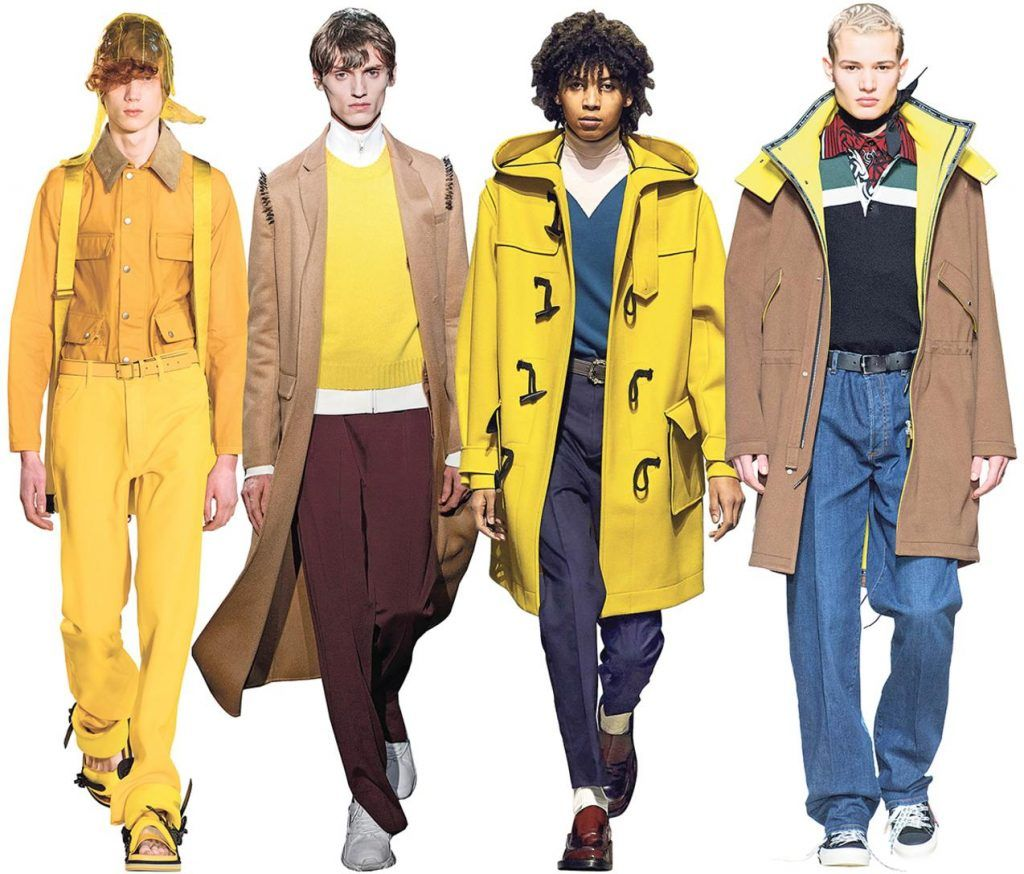 Men's Fashion Guide to Fall Winter 20182019 Trends