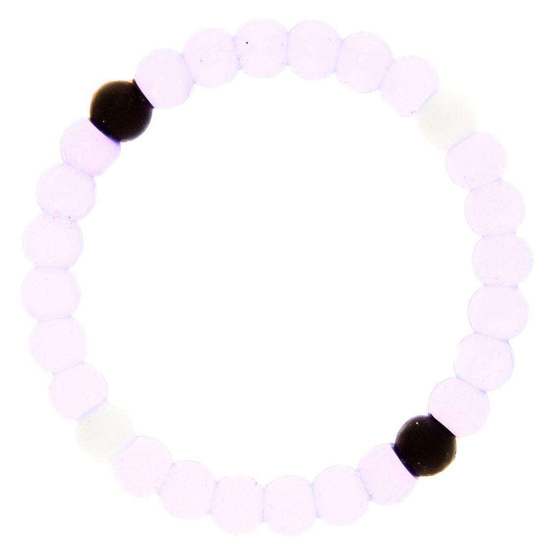 Fortune Stretch Bracelet - Lavender