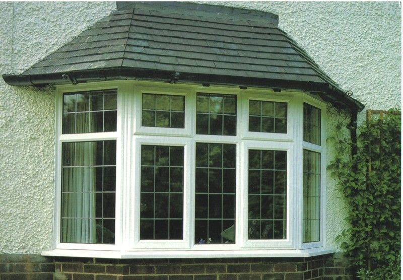 Constructing bay windows bay window box bay window for Bay window design ideas exterior
