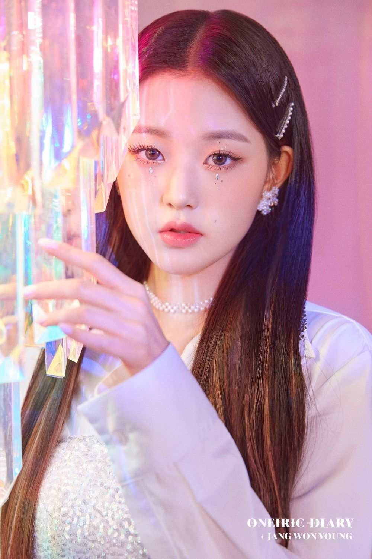 Iz One 3rd Mini Album Oneiric Diary Official Photo 3 Oneiric Ver Mini Albums Chaeyeon Kpop Girl Groups
