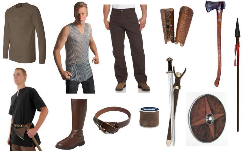 Halloween Quest 2020 Ragnar Ragnar Lothbrok Costume | Viking halloween costume, Ragnar
